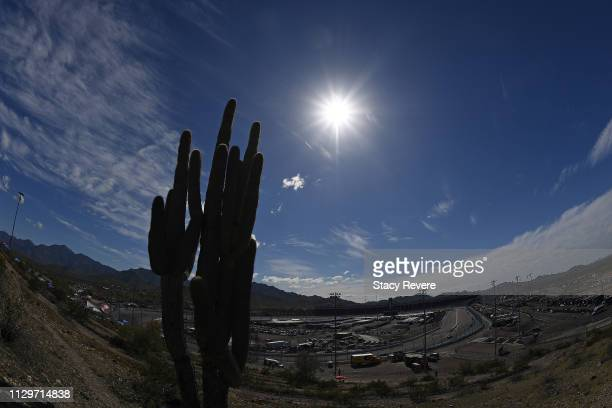 General view during the Monster Energy NASCAR Cup Series TicketGuardian 500 at ISM Raceway on March 10, 2019 in Avondale, Arizona.