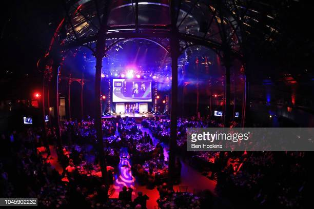 A general view during the NatWest PCA Awards at The Roundhouse on October 4 2018 in London England