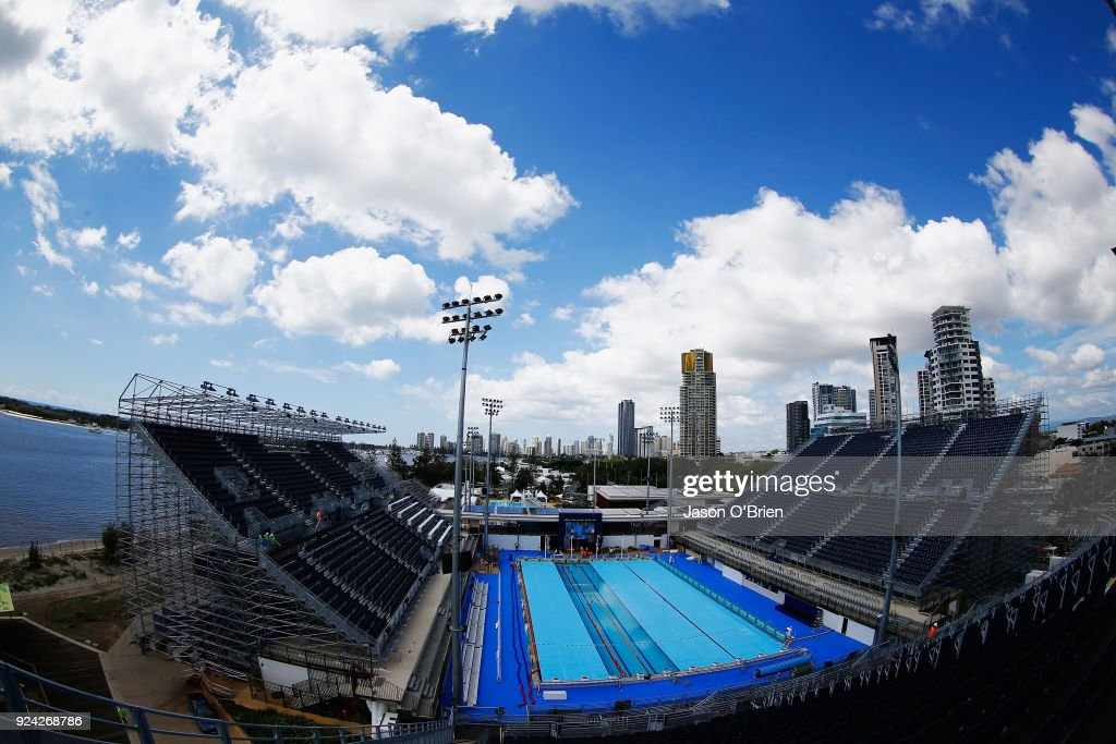 Optus Aquatic Centre Reveal Ahead of Australian National Championships