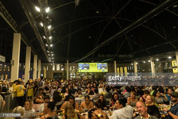 A general view during the OzHarvest CEO Cookoff on March 25 2019 in Sydney Australia