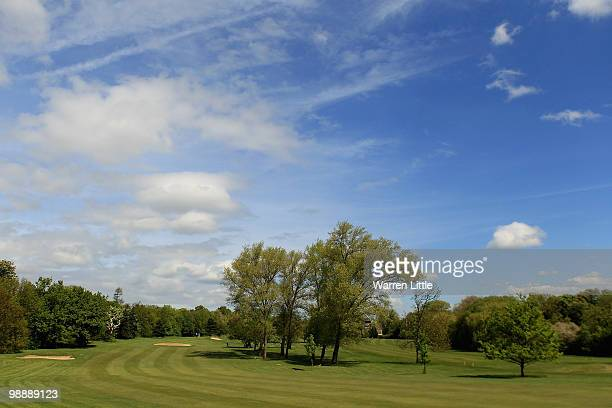 A general view during the PGA International Pro Captain Challenge 2010 East Regional PreQualifier supported by BMW at Bush Hill Golf Club on May 6...