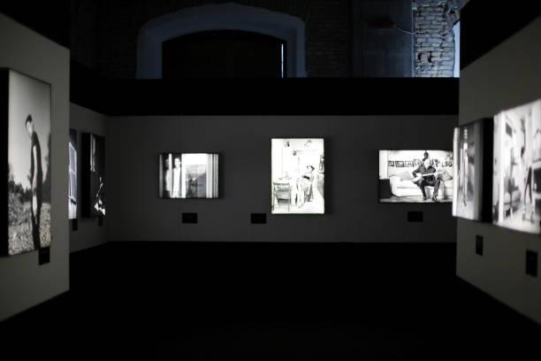 """ITA: """"Prove Di Libertà"""" By Riccardo Ghilardi Exhibition Opening"""