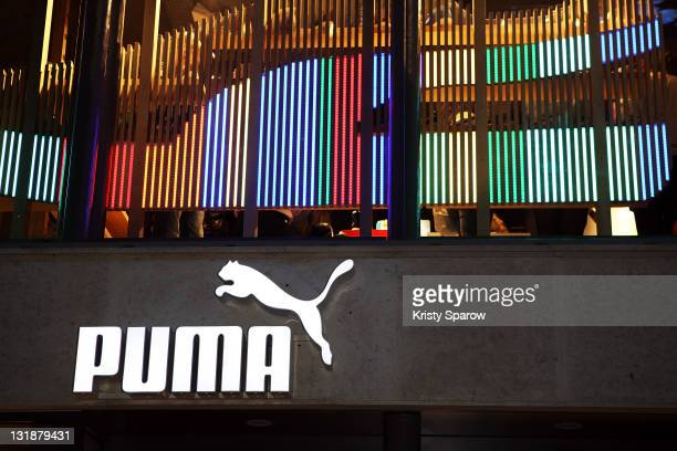 3d11953f9b04 A general view during the Puma Concept Store Inauguration on April 20 2011  in Paris France