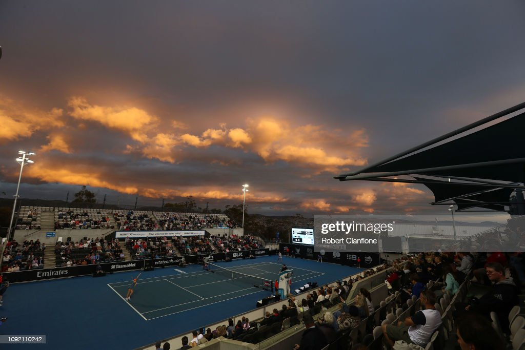 2019 Hobart International - Day 6 : News Photo