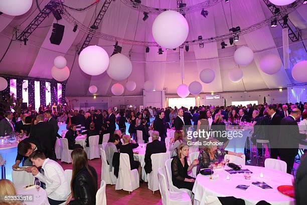 A general view during the Radio Regenbogen Award 2016 at Europapark Rust on April 22 2016 in Rust Germany