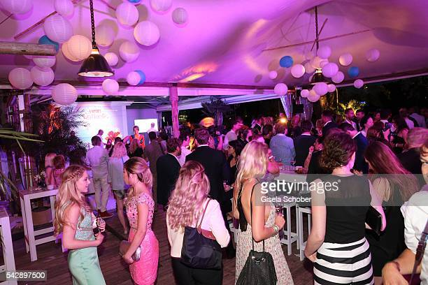 A general view during the Raffaello Summer Day 2016 to celebrate the 26th anniversary of Raffaello on June 24 2016 in Berlin Germany