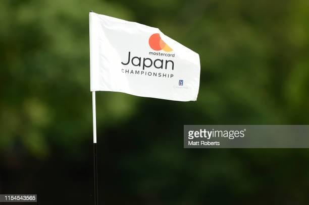 General view during the second round of the Mastercard Japan Championship at Narita Golf Club on June 08, 2019 in Narita, Chiba, Japan.