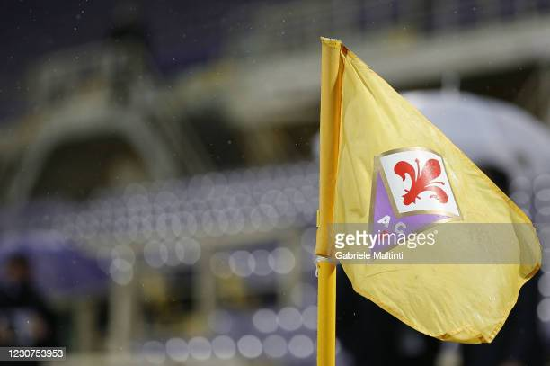 General view during the Serie A match between ACF Fiorentina and FC Crotone at Stadio Artemio Franchi on January 23, 2021 in Florence, Italy.