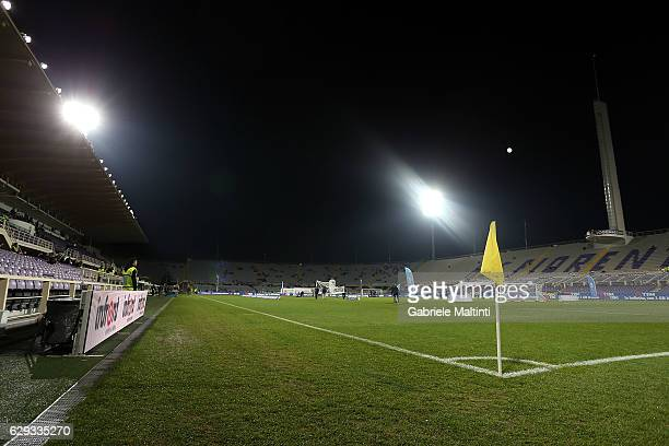General view during the Serie A match between ACF Fiorentina and US Sassuolo at Stadio Artemio Franchi on December 12 2016 in Florence Italy