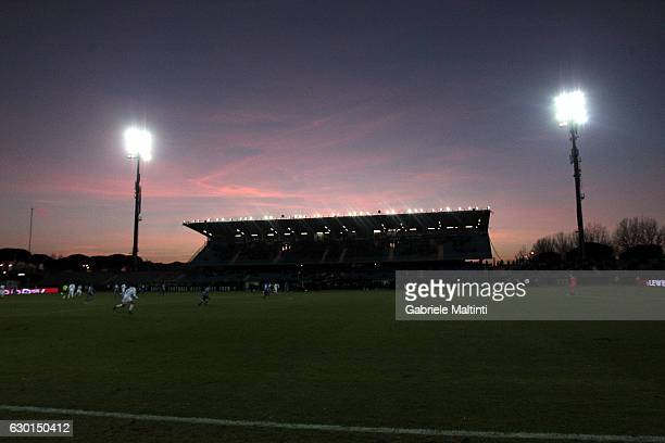 General view during the Serie A match between Empoli FC and Cagliari Calcio at Stadio Carlo Castellani on December 17 2016 in Empoli Italy