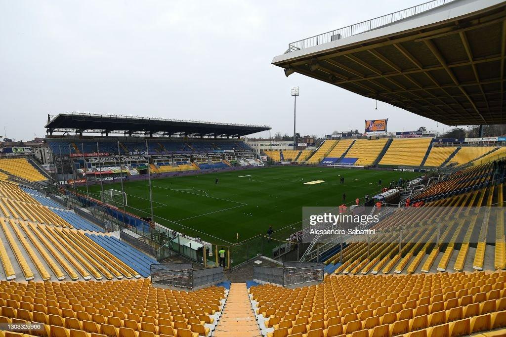 Parma Calcio  v Udinese Calcio - Serie A : News Photo
