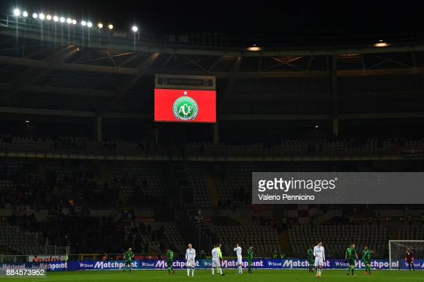 A general view during the Serie A match between Torino FC and Atalanta BC at Stadio Olimpico di Torino on December 2 2017 in Turin Italy