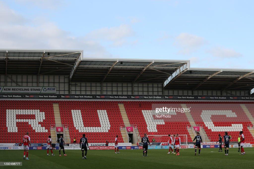 Rotherham United v Middlesbrough - Sky Bet Championship : ニュース写真