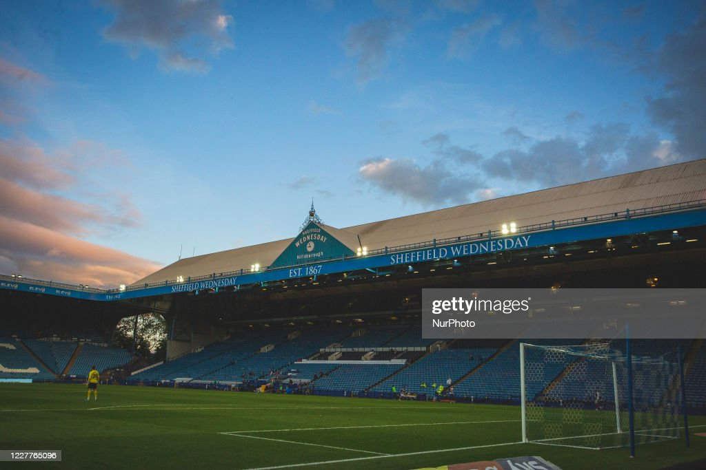 Sheffield Wednesday v Middlesbrough - Sky Bet Championship : Nyhetsfoto