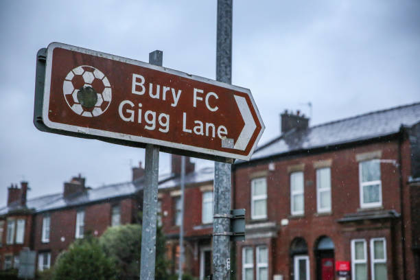 GBR: In Profile: Bury FC