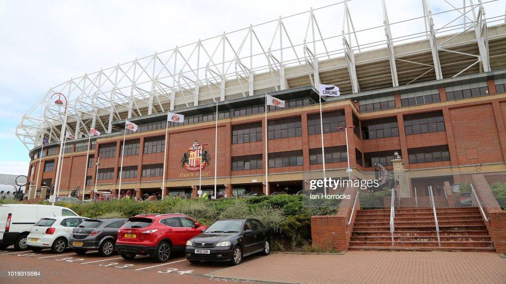 Sunderland v Scunthorpe United - Sky Bet League One