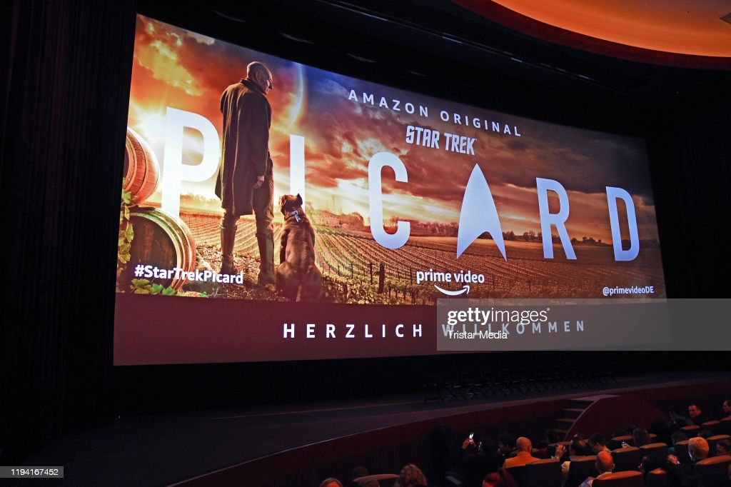 """Star Trek: Picard"" Fan-Screening In Berlin : Nachrichtenfoto"