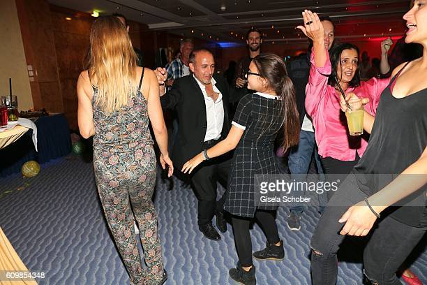 A general view during the surprise party for Erdogan Atalay's 50th birthday at Hotel Arkona on September 22 2016 in Binz Germany