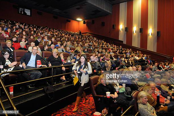 A general view during the The Hunger Games Catching Fire Louisville Screening at Cinemark Tinseltown USA on November 20 2013 in Louisville Kentucky