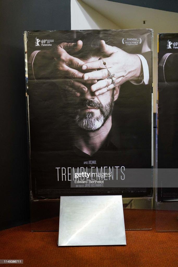 """FRA: """"Tremblements - Tremors"""" Paris Premiere At UGC Cine Les Halles"""