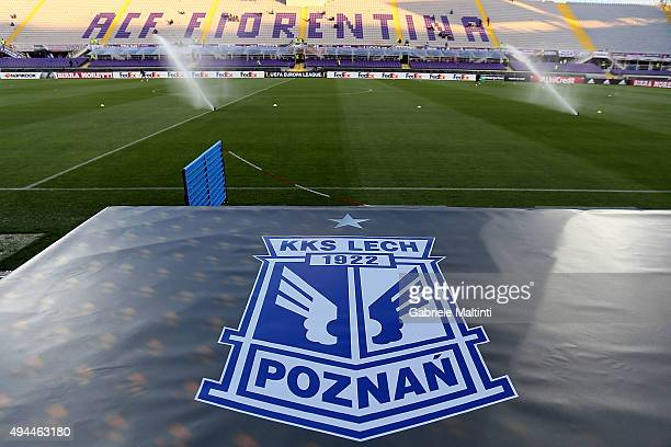 General view during the UEFA Europa League group I match between ACF Fiorentina and KKS Lech Poznan on October 22 2015 in Florence Italy