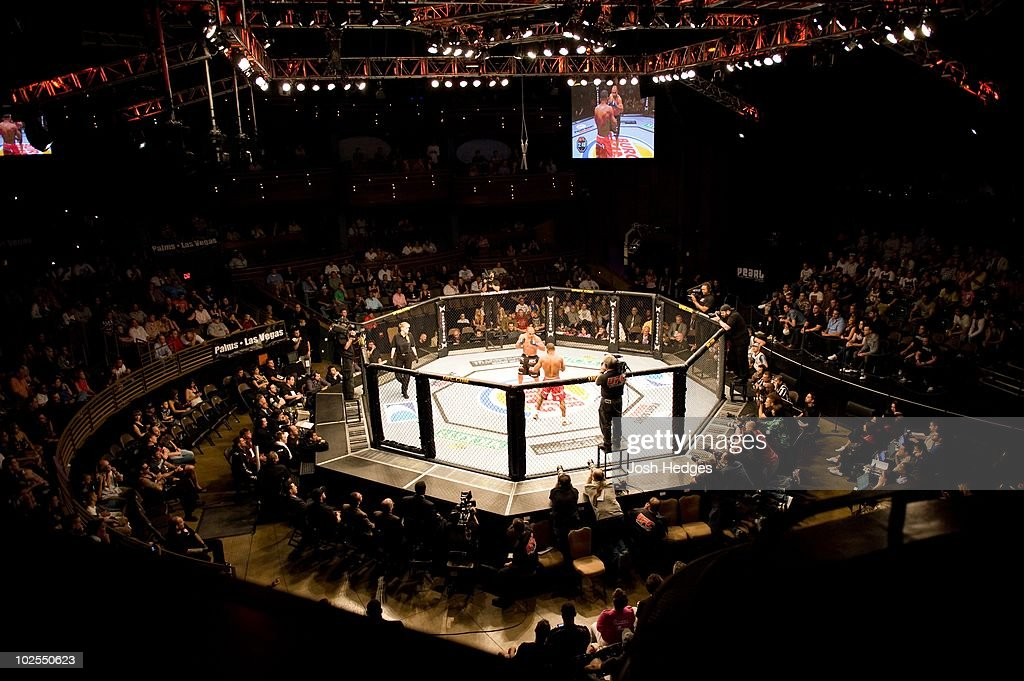 General view during The Ultimate Fighter 9 Finale at The Pearl at the Palms on June 20, 2009 in Las Vegas, Nevada.