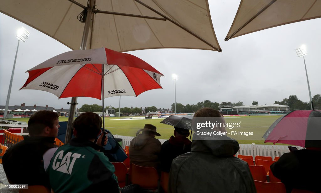 Leicestershire Foxes v Lancashire Lightning - Vitality Blast T20 - Fischer County Ground : News Photo