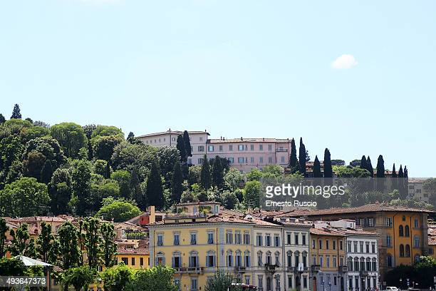 A general view during the Wedding Of Kim Kardashian And Kanye West In Florence at Excelsior Hotel on May 24 2014 in Florence Italy
