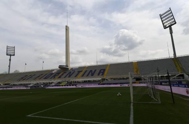 ITA: ACF Fiorentina v Manchester City WFC  - Women's UEFA Champions League Round Of 16 Leg Two