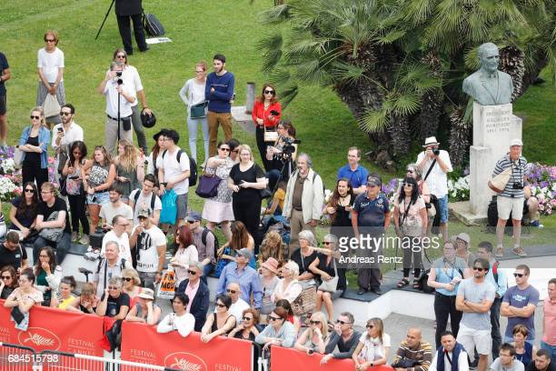 General view during the 'Wonderstruck' screening during the 70th annual Cannes Film Festival at Palais des Festivals on May 18 2017 in Cannes France