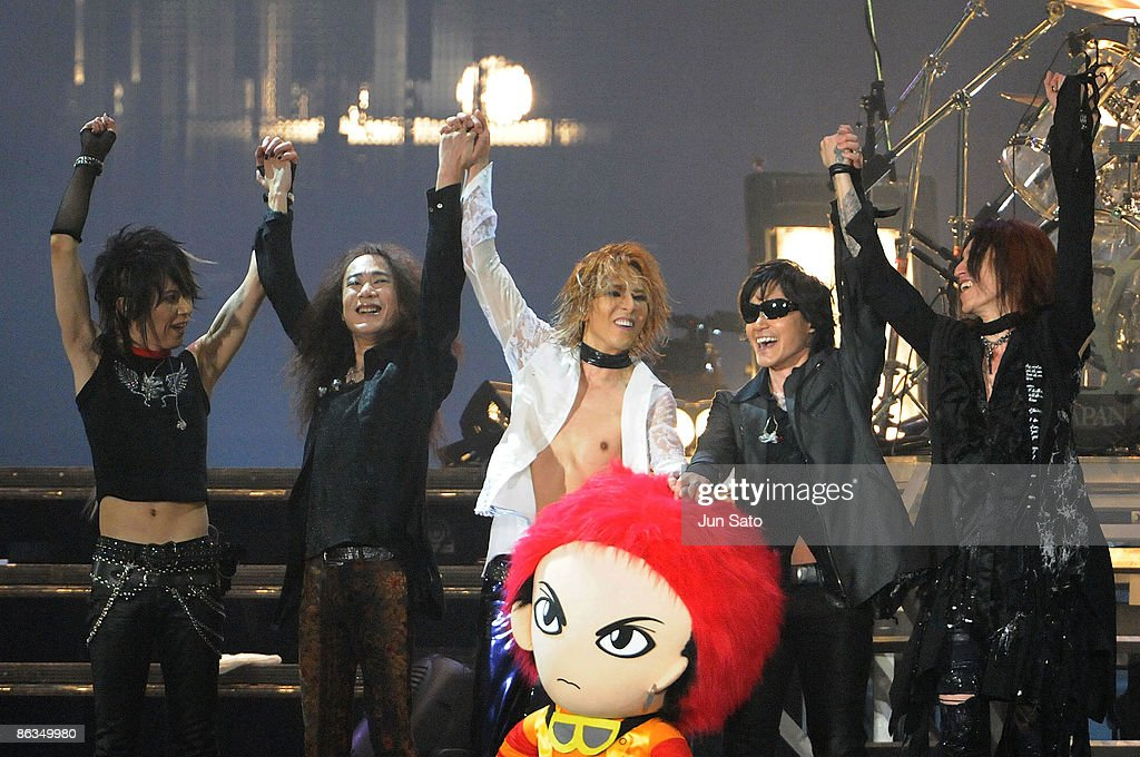 X Japan Live In Tokyo Day 1 : News Photo