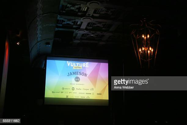 General view during Vulture Festival Governors Ball Present Gary Clark Jr And Albert Hammond Jr at Webster Hall on May 21 2016 in New York City