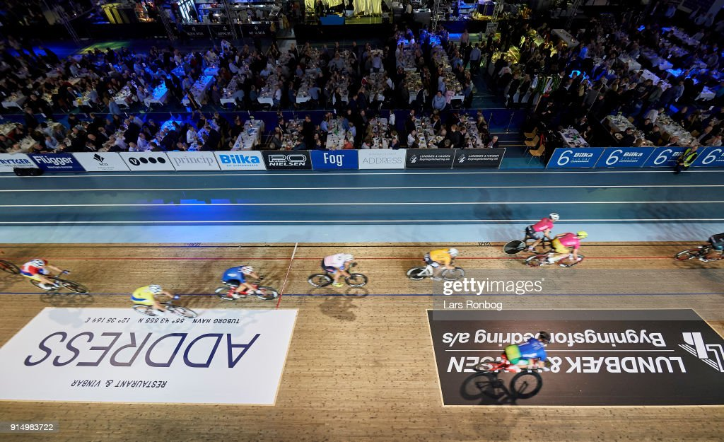 General View From Above During Day Six Of The Bilka Six Day News