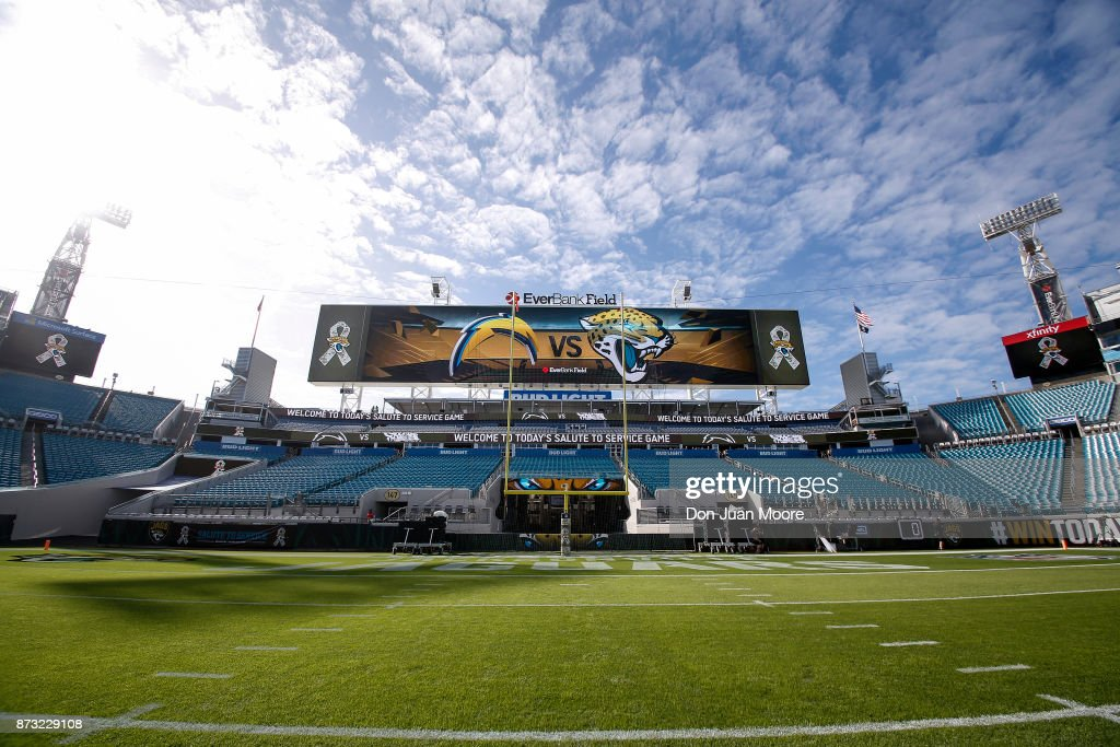 Los Angeles Chargers v Jacksonville Jaguars : Nachrichtenfoto