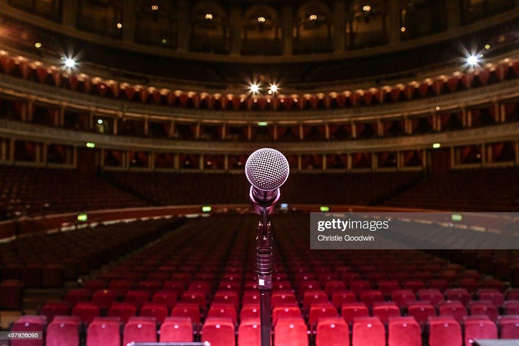 Royal Albert Hall : News Photo