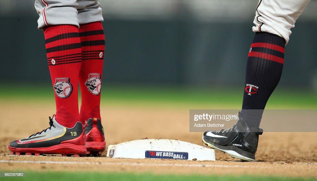 Cincinnati Reds v Minnesota Twins : News Photo