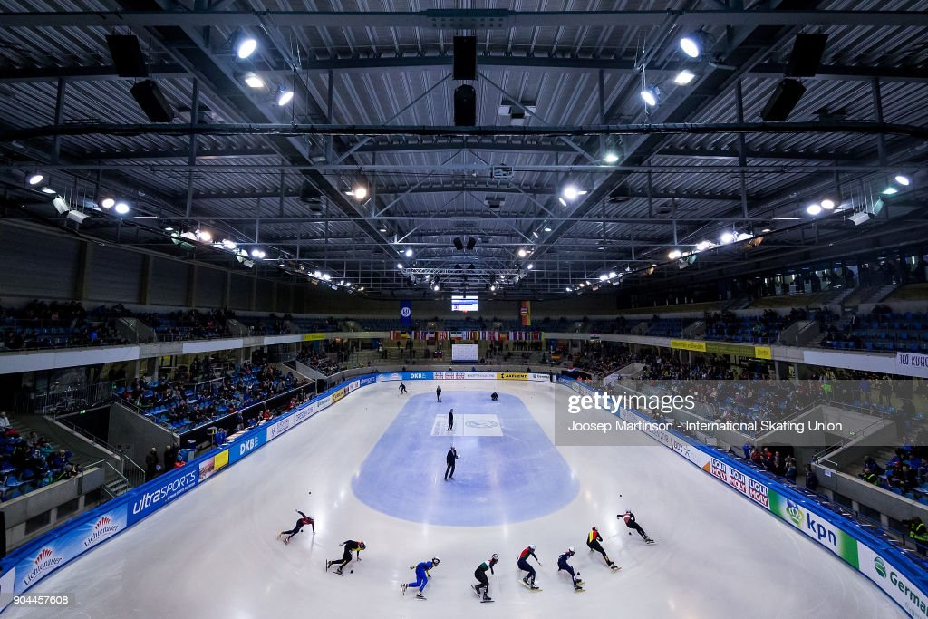 DEU: European Short Track Speed Skating Championships - Dresden