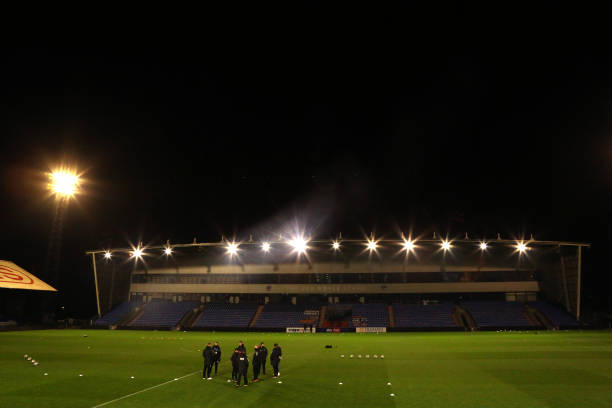 GBR: Oldham Athletic v Tranmere Rovers - Sky Bet League Two
