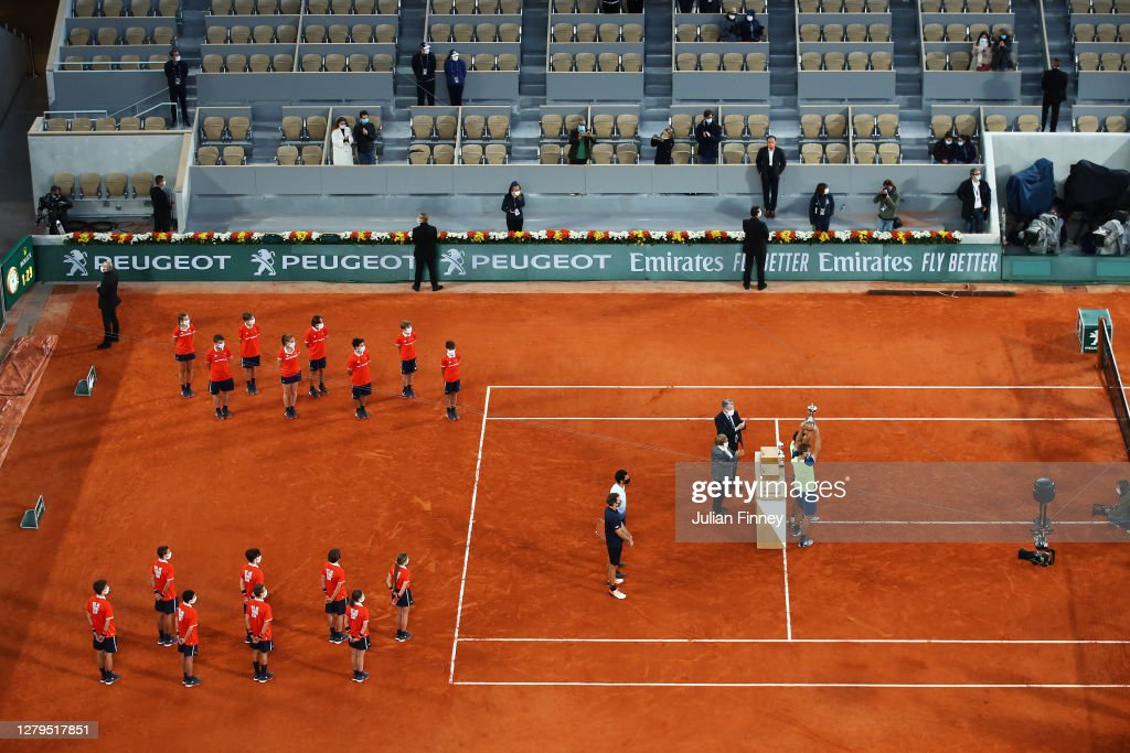 2020 French Open - Day Fourteen : ニュース写真