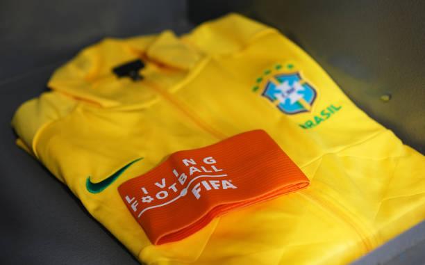 LTU: Brazil v Kazakhstan: 3rd Place Playoff - FIFA Futsal World Cup 2021