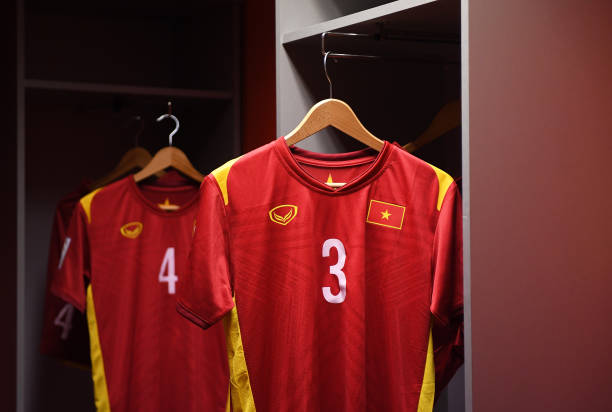 LTU: Football Union of Russia v Vietnam: Round of 16 - FIFA Futsal World Cup 2021