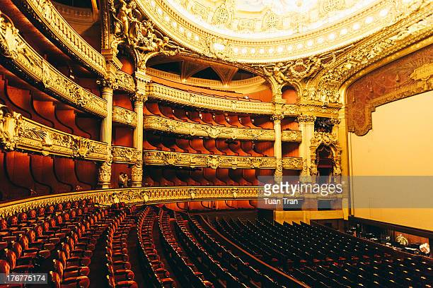 CONTENT] A general view inside of the Palais Garnier Paris France Photo taken on December 14 2010