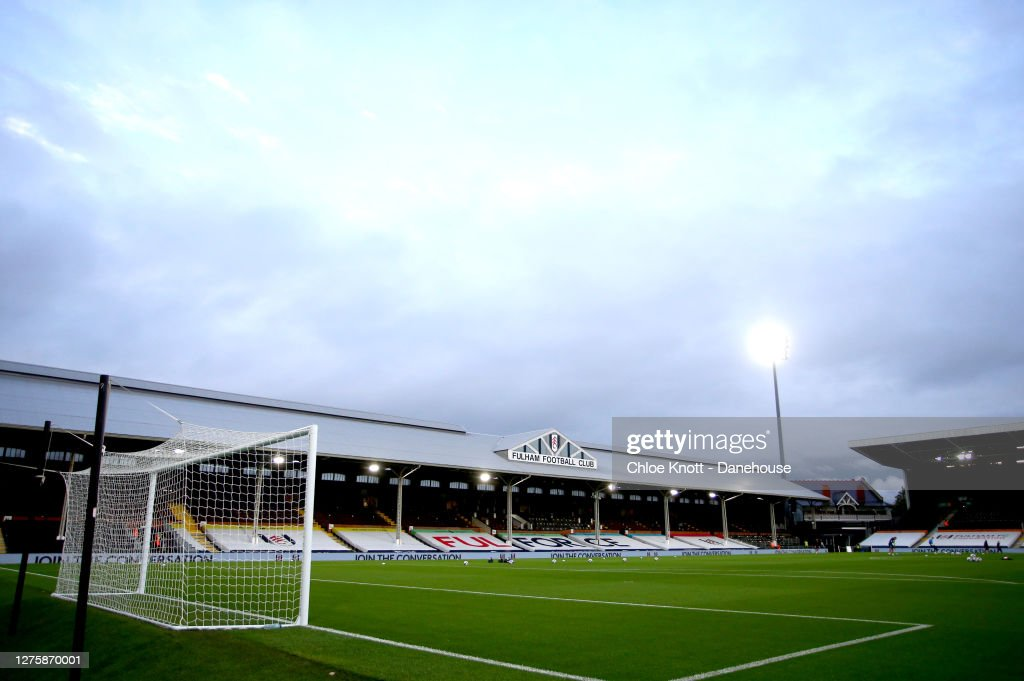 Fulham v Sheffield Wednesday - Carabao Cup Third Round : ニュース写真