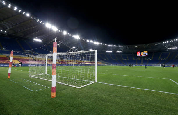 ITA: AS Roma v AC Spezia - Coppa Italia