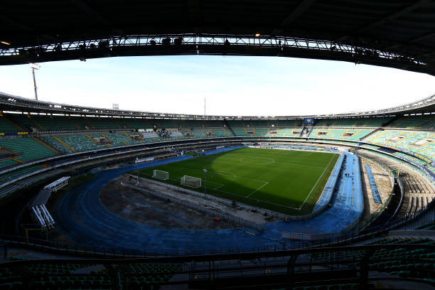ITA: Hellas Verona FC v SSC Napoli - Serie A