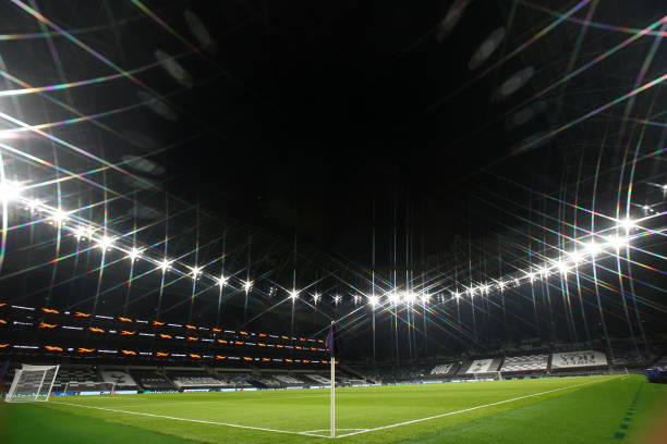 GBR: Tottenham Hotspur v PFC Ludogorets Razgrad: Group J - UEFA Europa League