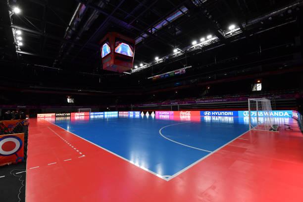 LTU: Spain v Japan: Group E - FIFA Futsal World Cup 2021