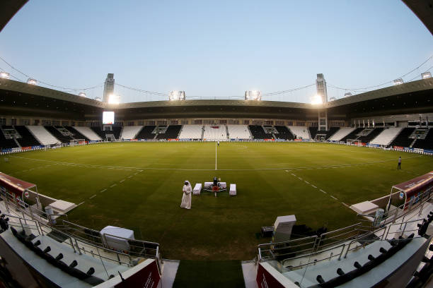 QAT: Oman v Somalia - FIFA Arab Cup Qatar 2021 Qualifiers