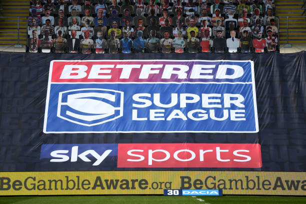GBR: Catalans Dragons v Castleford Tigers - Betfred Super League