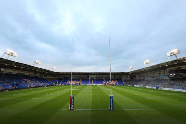 GBR: Warrington Wolves v Hull Kingston Rovers - Betfred Super League Play-Off